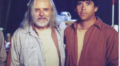 "with Anthony Hopkins, from the 1999 movie ""INSTINCT"""
